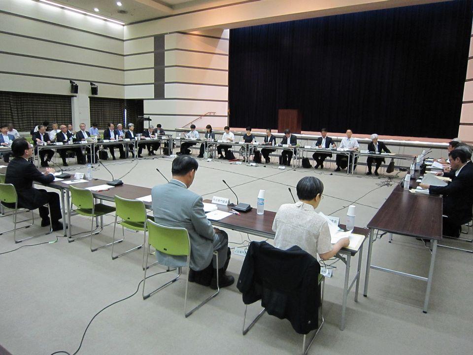 6月28日に開催された、「第354回 中央社会保険医療協議会 総会」
