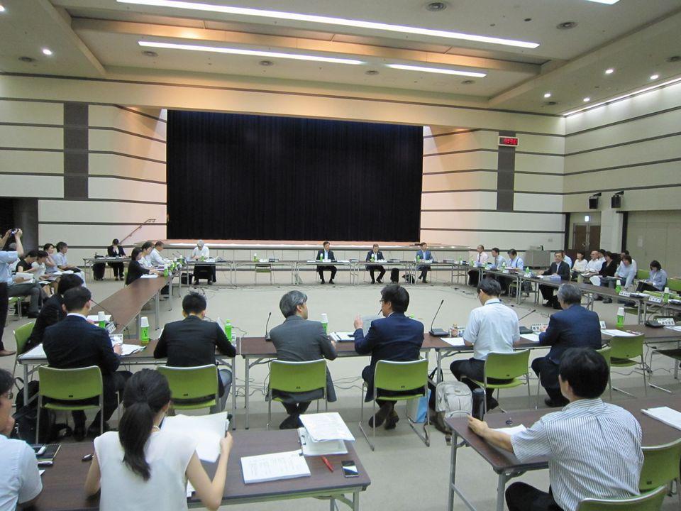6月30日に開催された、「第11回 医療計画の見直し等に関する検討会」