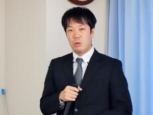 相澤病院の回復期リハセンターの西村直樹氏