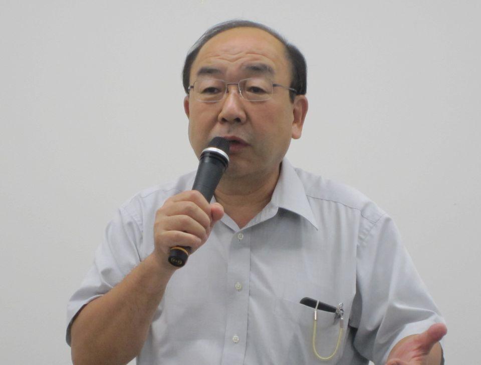 外保連の岩中督・会長(埼玉県立小児医療センター病院長)
