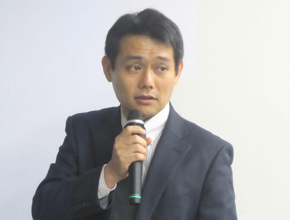 川合一茂氏:東京大学大学院医学系研究科 臓器病態外科学講座 腫瘍外科学 講師