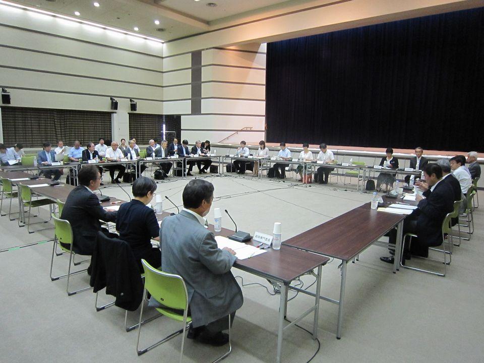 7月12日に開催された、「第356回 中央社会保険医療協議会 総会」