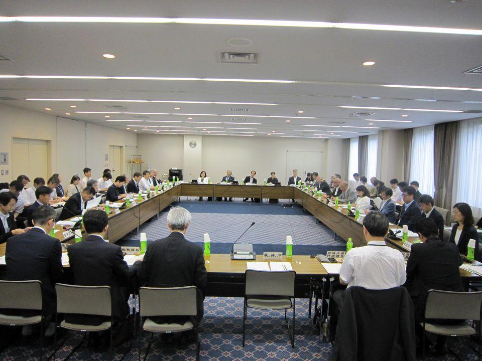 7月20日に開催された、「第52回 社会保障審議会 医療部会」