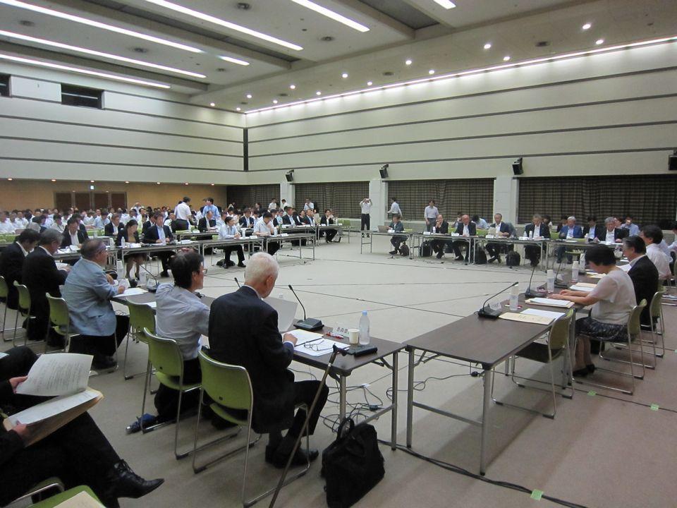 7月26日に開催された、「第44回 中央社会保険医療協議会 費用対効果評価専門部会」