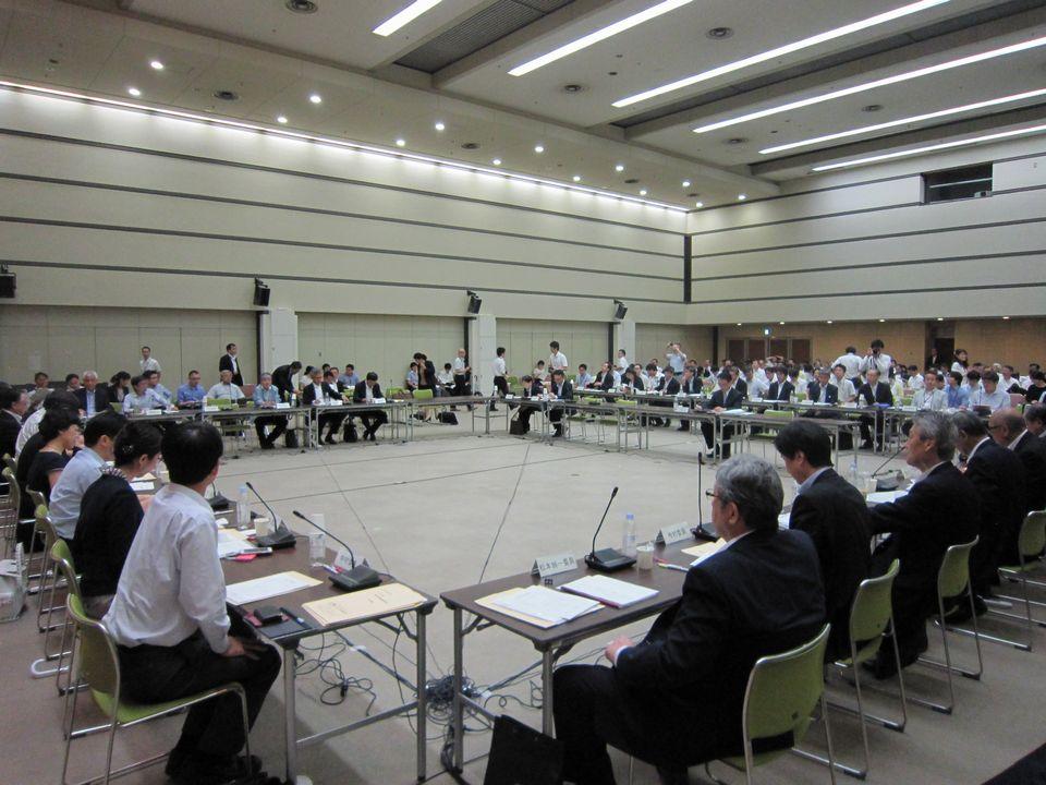 7月26日に開催された、「第357回 中央社会保険医療協議会 総会」
