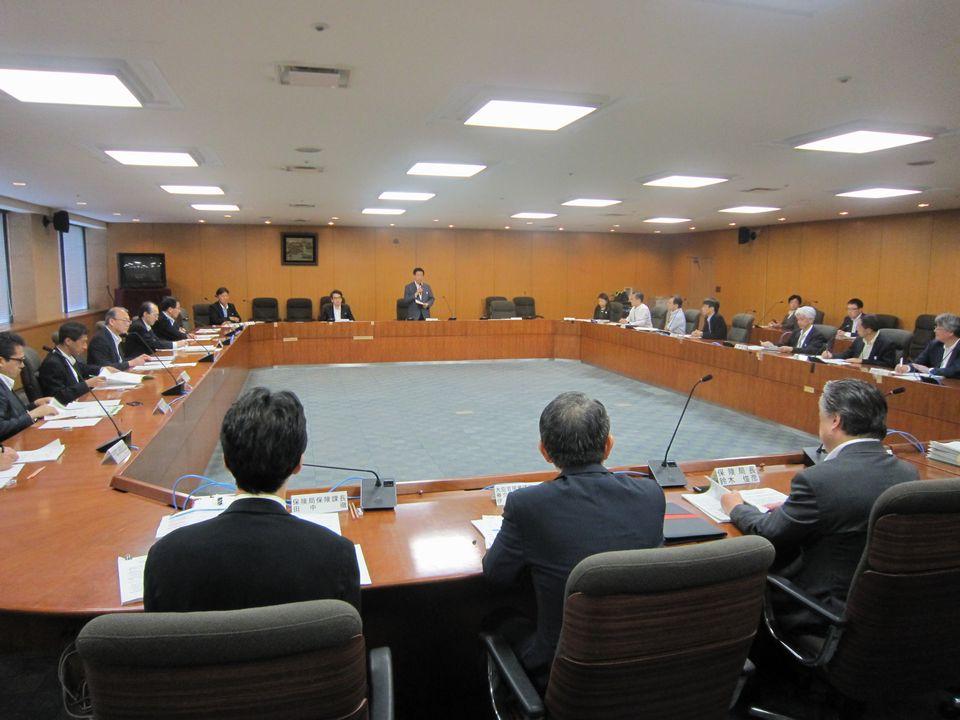 7月28日に開催された、「第2回 データヘルス改革推進本部」