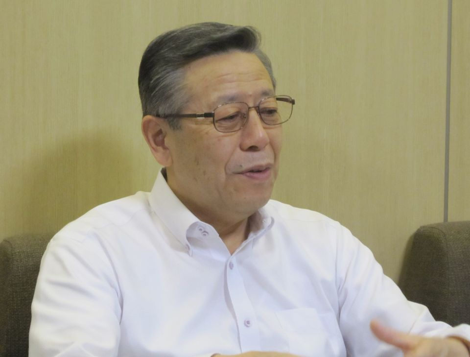 日本病院会の相澤孝夫会長