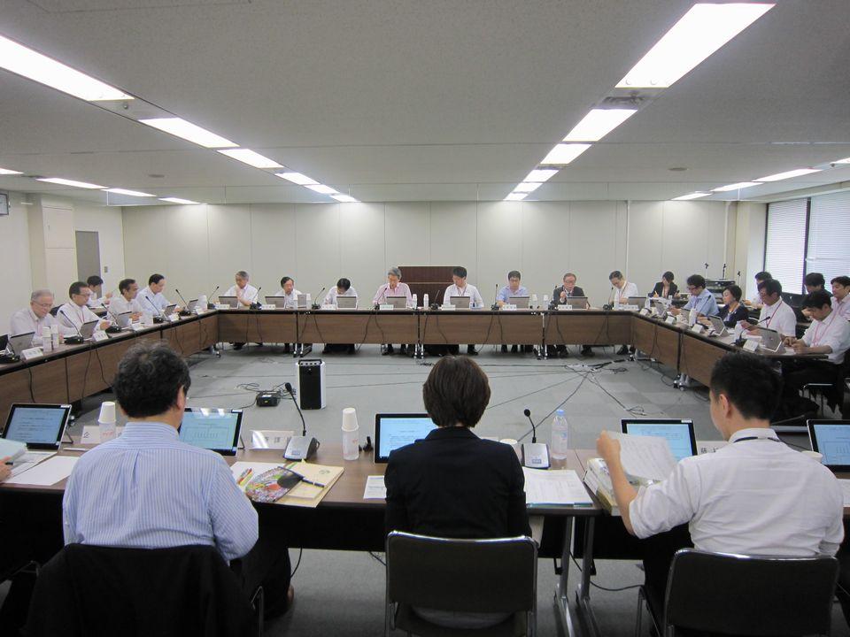 8月4日に開催された、「平成29年度 第3回  診療報酬調査専門組織 DPC評価分科会」