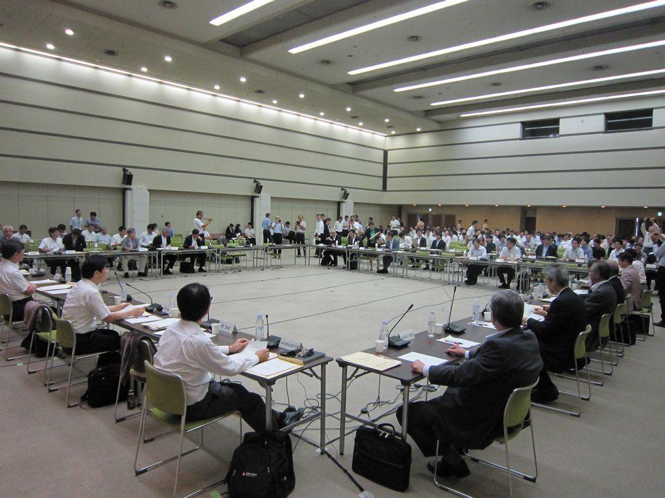 8月23日に開催された、「第46回 中央社会保険医療協議会 費用対効果評価専門部会」