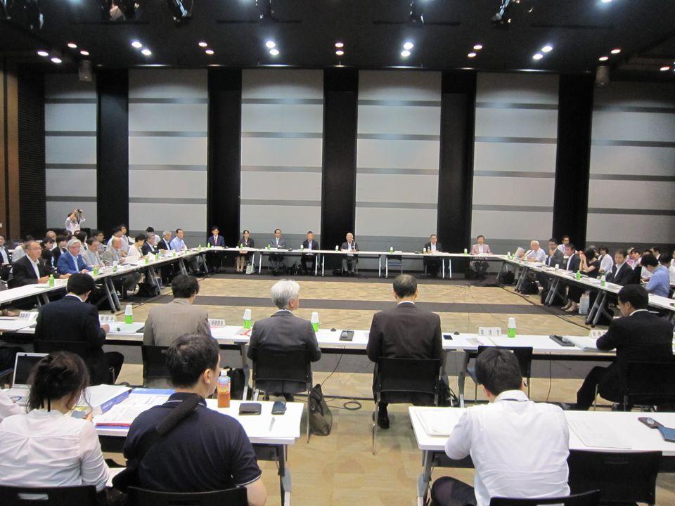 8月23日に開催された、「第145回 社会保障審議会 介護給付費分科会」