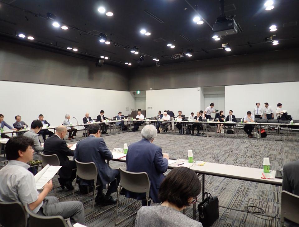 8月4日に開催された、「第144回 社会保障審議会 介護給付費分科会」