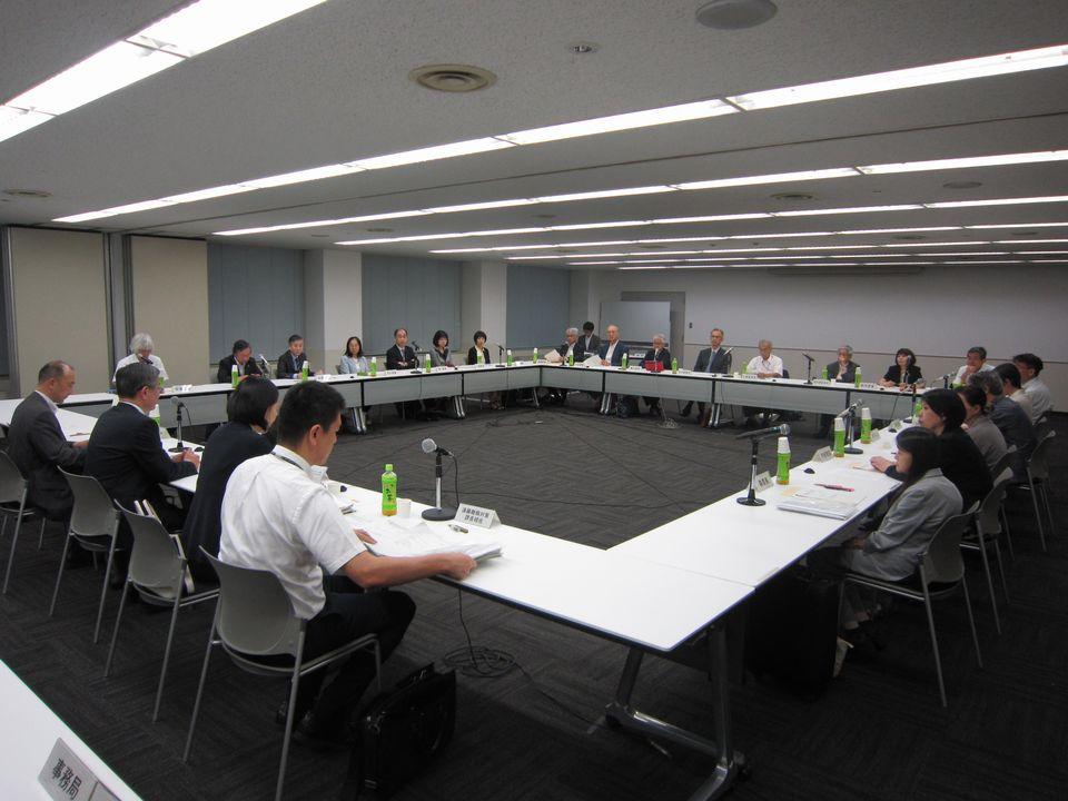 9月1日に開催された、「第52回難病対策委員会」と「第22回 小児慢性特定疾患児への支援の在り方に関する専門委員会」(合同開催)