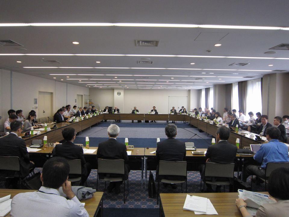 9月15日に開催された、「第53回 社会保障審議会 医療部会」