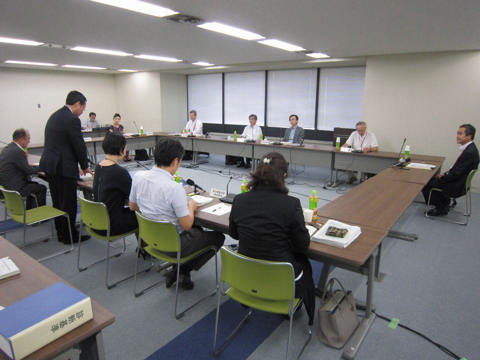 9月25日に開催された、「第20回 厚生科学審議会 疾病対策部会 指定難病検討委員会」