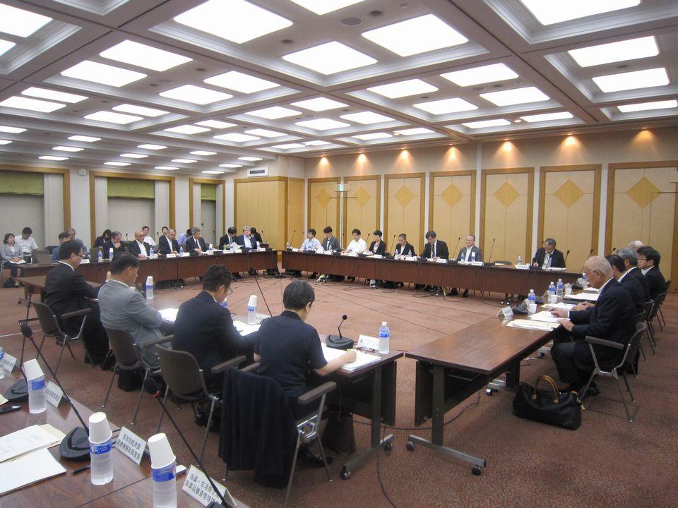 9月27日に開催された、「第361回 中央社会保険医療協議会 総会」