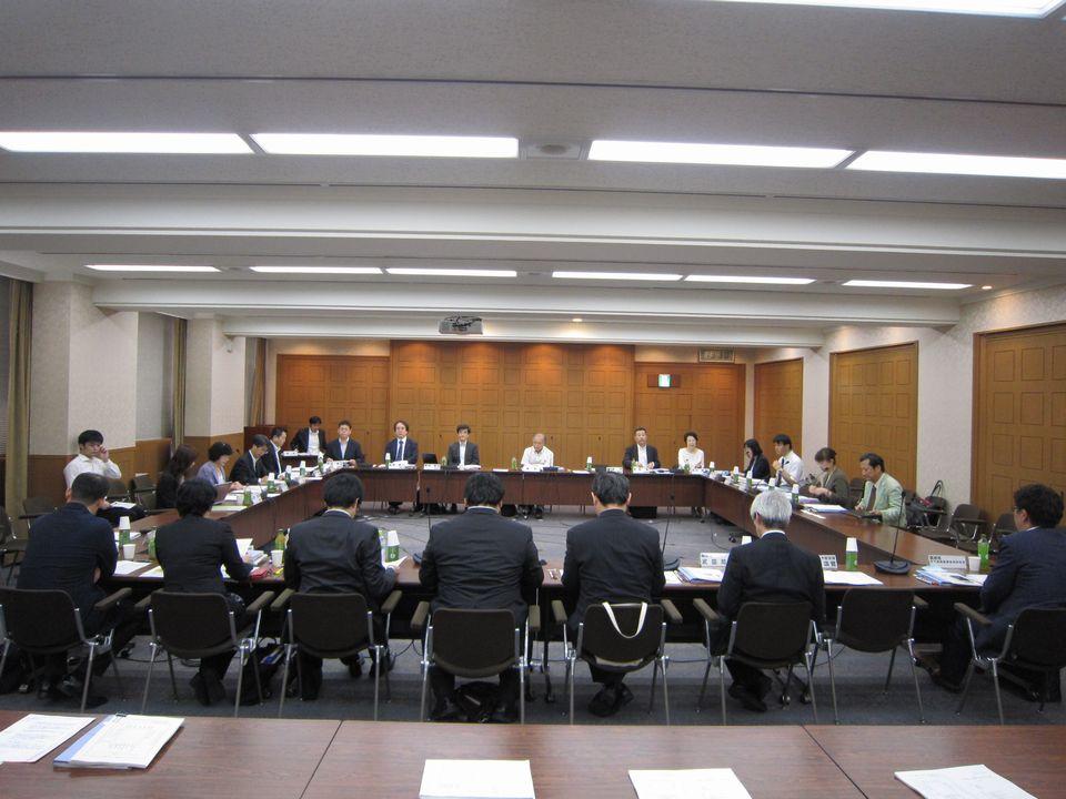 9月29日に開催された、「第2回 人生の最終段階における医療の普及・啓発の在り方に関する検討会」