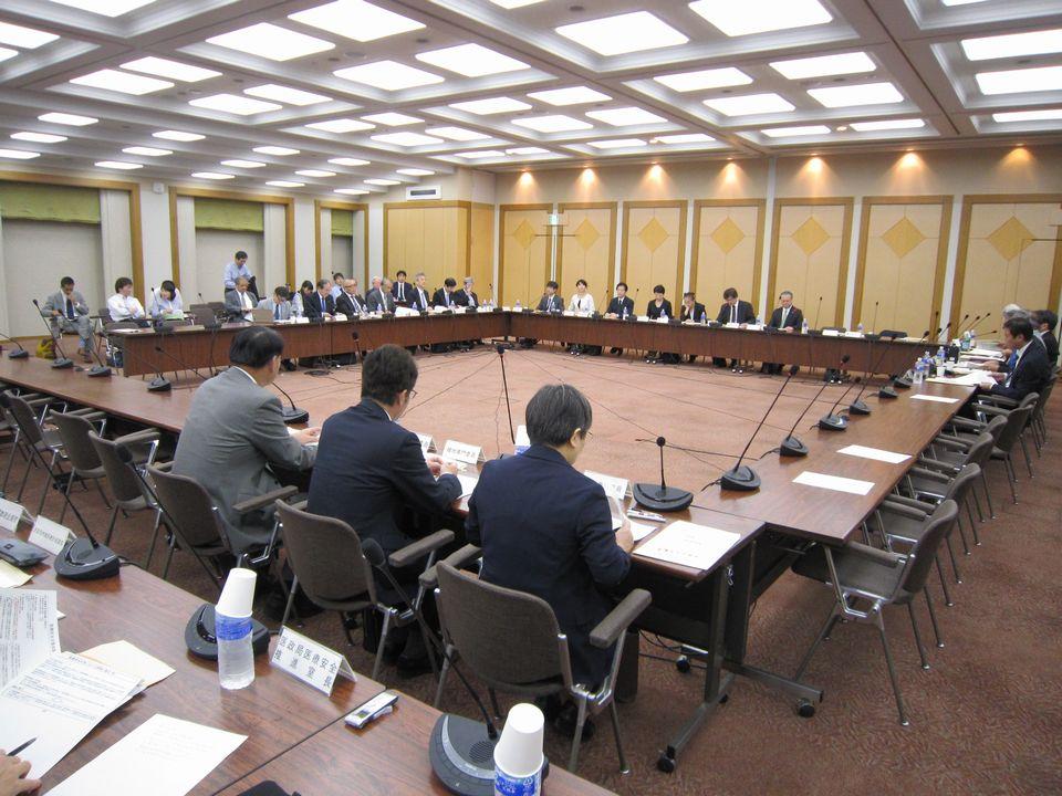 10月11日に開催された、「第363回 中央社会保険医療協議会 総会」