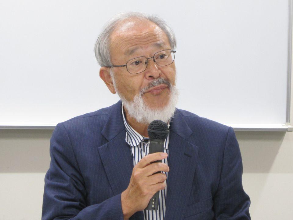 全国自治体病院協議会の邉見公雄会長