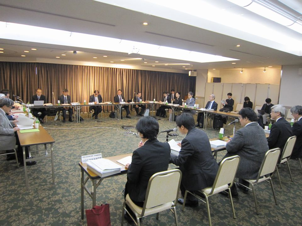 10月20日に開催された、「第4回 全国在宅医療会議ワーキンググループ」