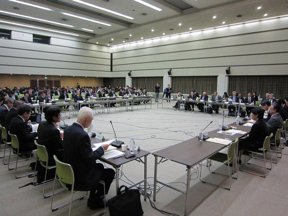 10月25日に開催された、「第365回 中央社会保険医療協議会 総会」