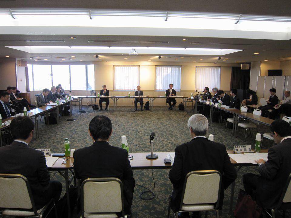 10月26日に開催された、「第8回 地域医療構想に関するワーキンググループ」