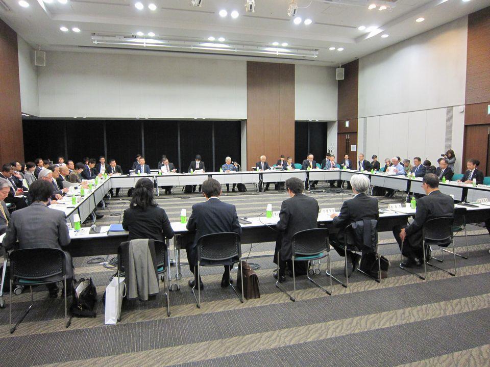 10月27日に開催された、「第148回 社会保障審議会 介護給付費分科会」