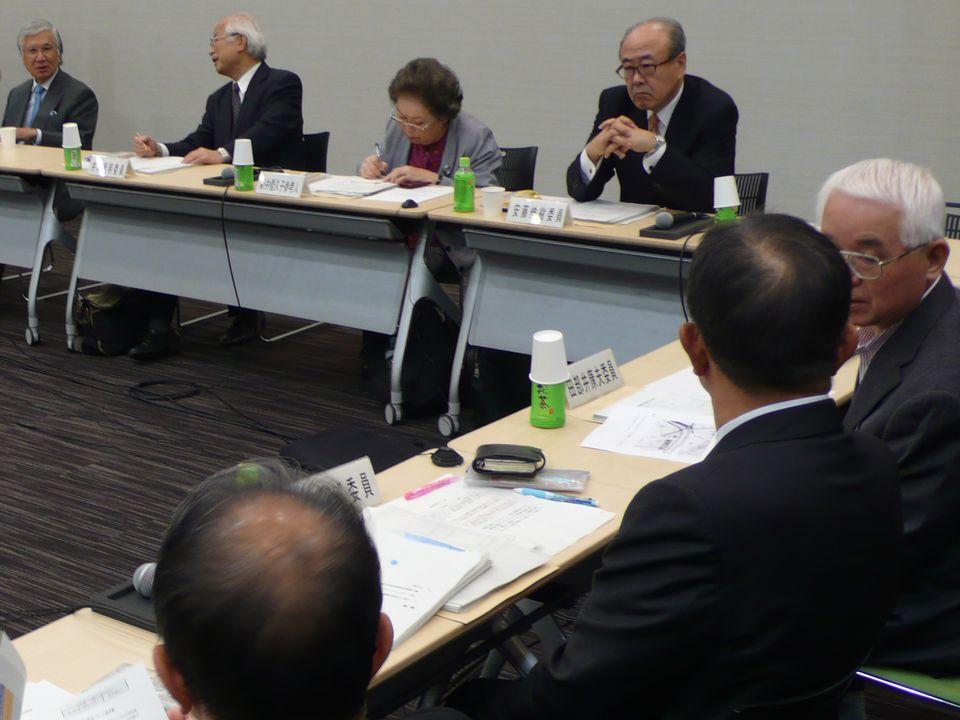 11月8日に開催された、「第150回 社会保障審議会 介護給付費分科会」