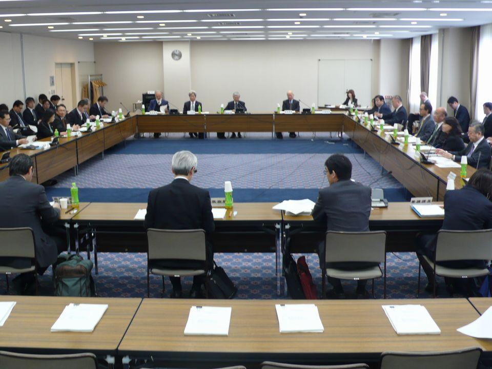 11月10日に開催された、「第55回 社会保障審議会 医療部会」