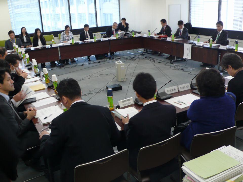 11月7日に開催された、「第3回 科学的裏付けに基づく介護に係る検討会」