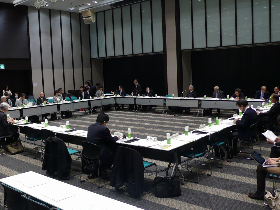 11月15日に開催された、「第151回 社会保障審議会 介護給付費分科会」