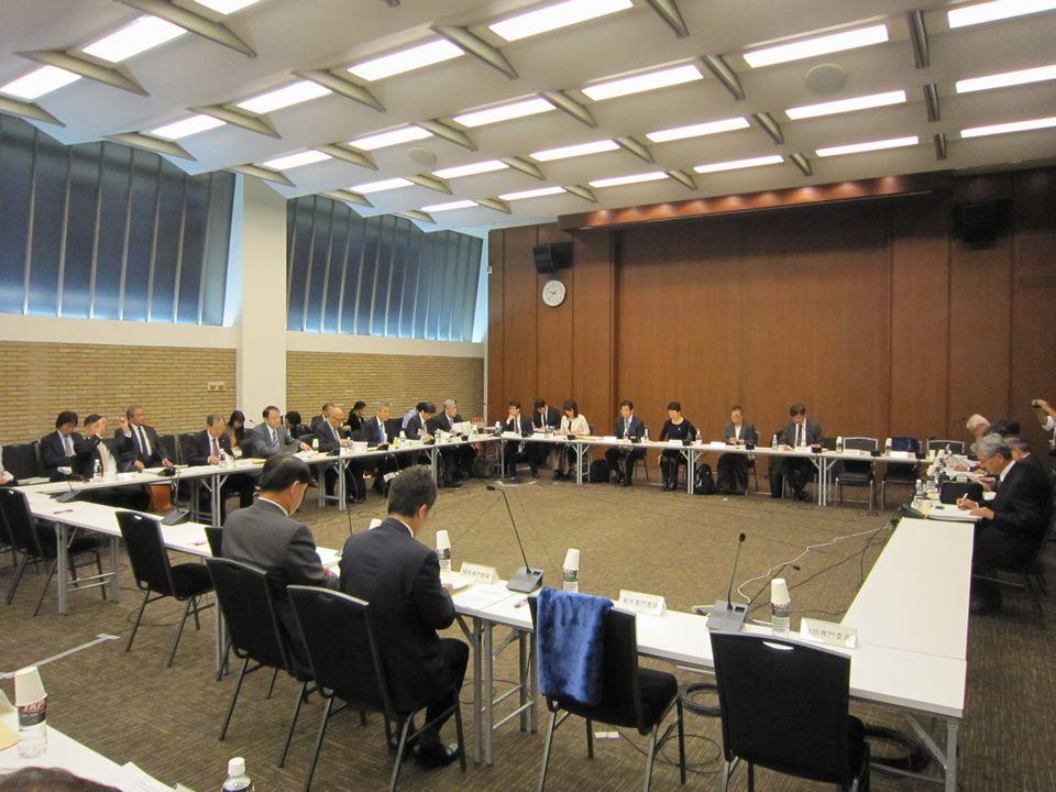 11月8日に開催された、「第368回 中央社会保険医療協議会 総会」