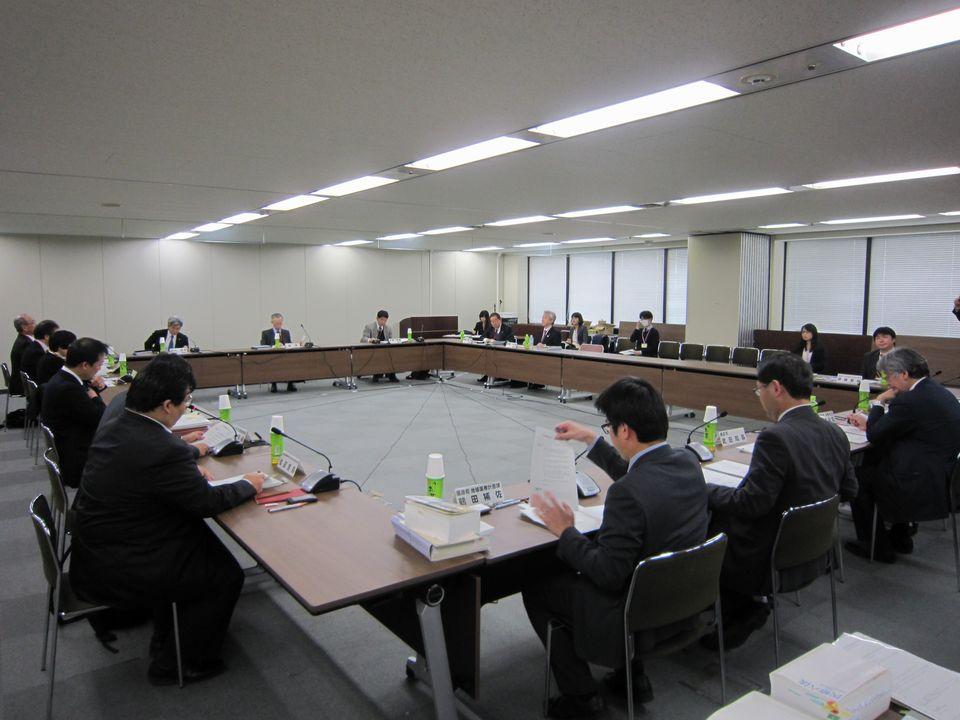 11月20日に開催された、「第9回 地域医療構想に関するワーキンググループ」