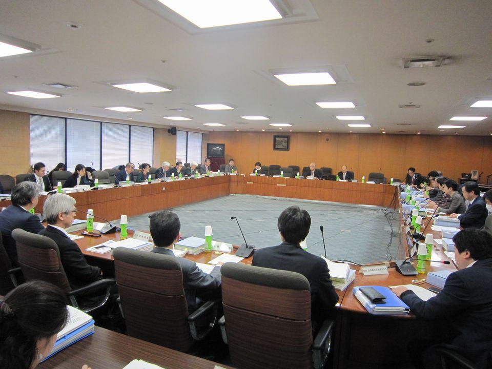 11月22日に開催された、「第15回 医療従事者の需給に関する検討会 医師需給分科会」