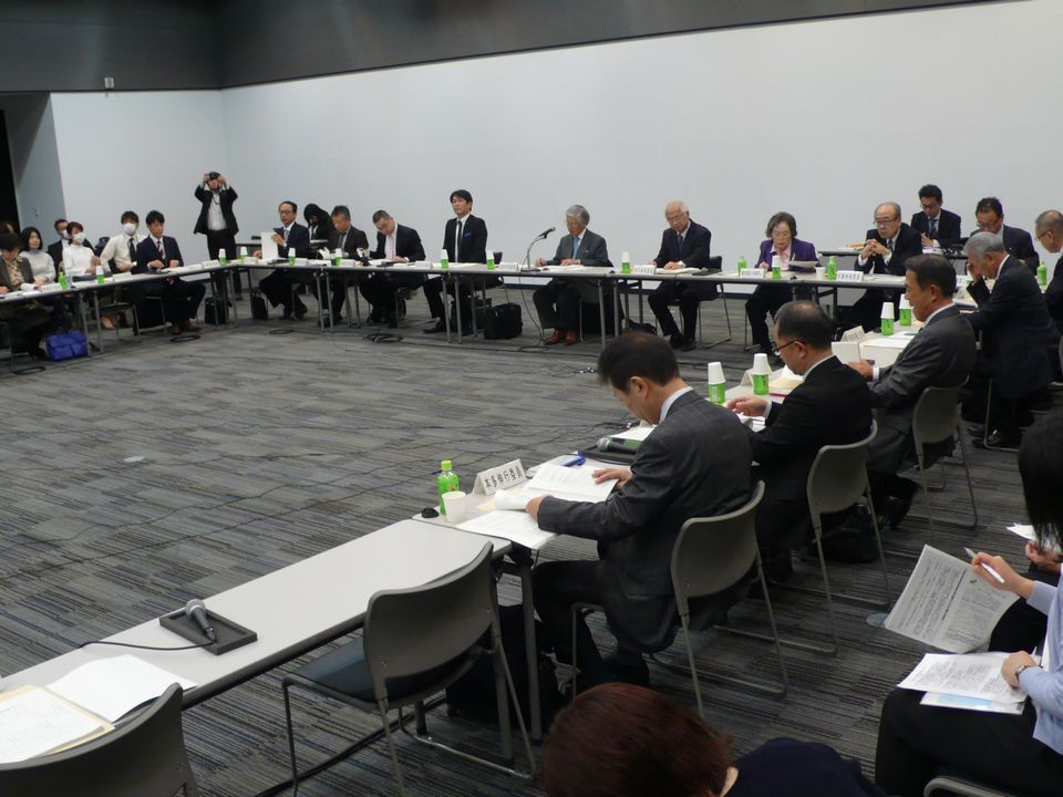 12月6日に開催された、「第155回 社会保障審議会 介護給付費分科会」
