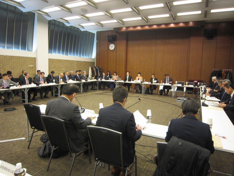 12月6日に開催された、「第376回 中央社会保険医療協議会 総会」