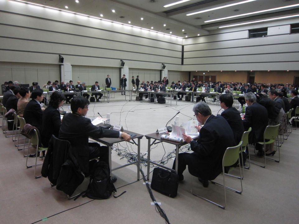 12月8日に開催された、「第377回 中央社会保険医療協議会 総会」