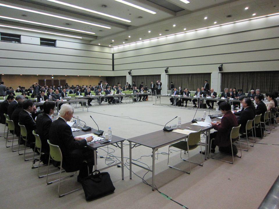12月15日に開催された、「第379回 中央社会保険医療協議会 総会」