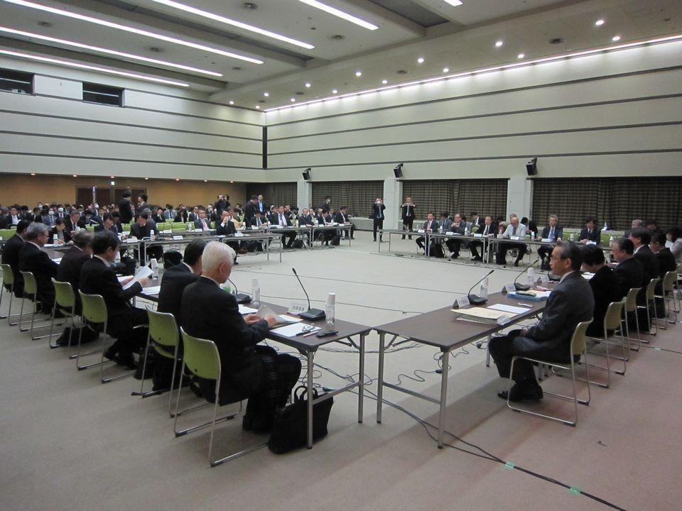 12月22日に開催された、「第381回 中央社会保険医療協議会 総会」