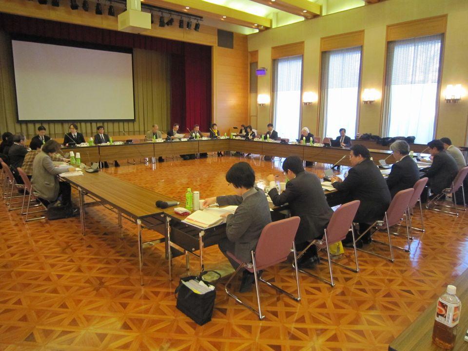 12月22日に開催された、「第3回 人生の最終段階における医療の普及・啓発の在り方に関する検討会」