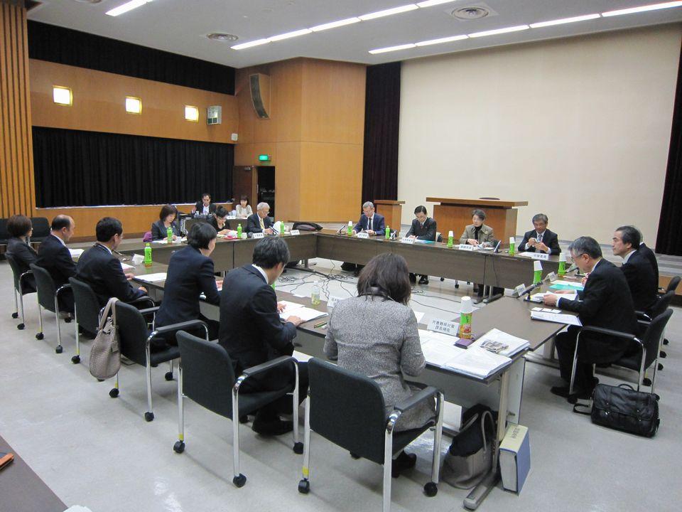 12月26日に開催された、「第24回 厚生科学審議会 疾病対策部会 指定難病検討委員会」