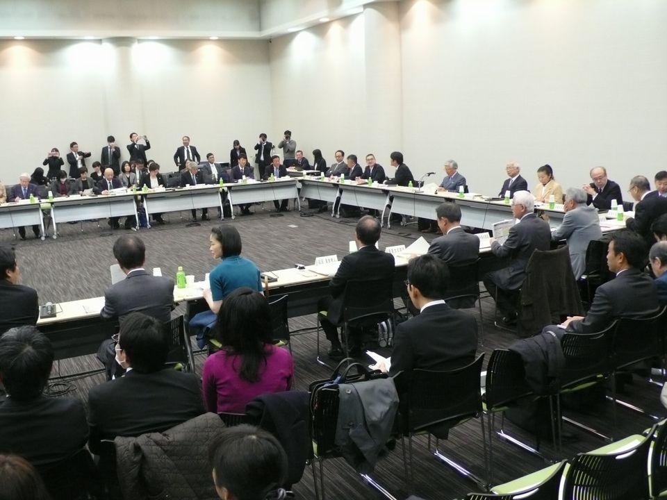 1月17日に開催された、「第157回 社会保障審議会 介護給付費分科会」