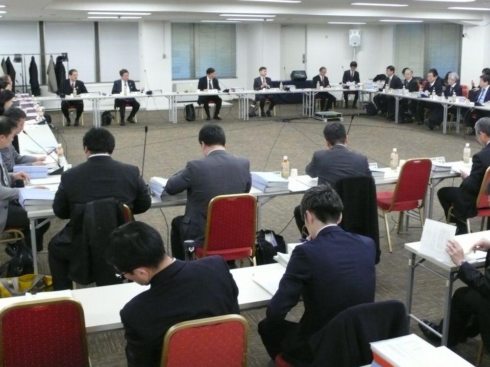 1月22日に開催された、「第12回 医療計画の見直し等に関する検討会」