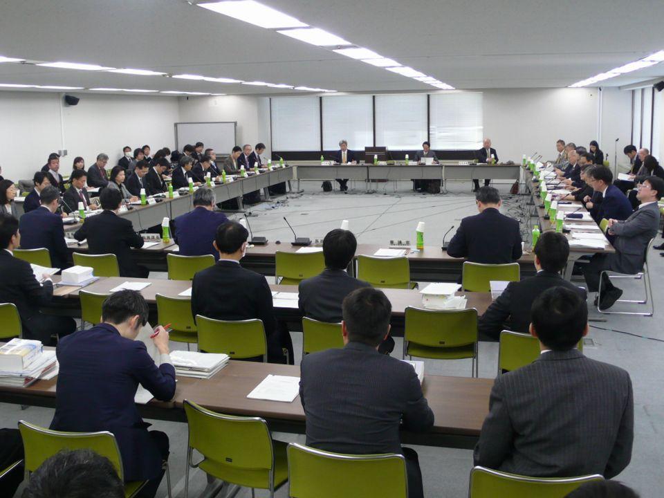 1月24日に開催された、「第59回 社会保障審議会 医療部会」
