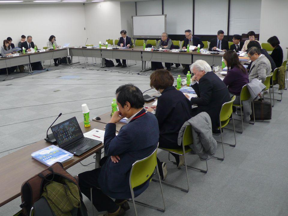 1月17日に開催された、「第4回 人生の最終段階における医療の普及・啓発の在り方に関する検討会」