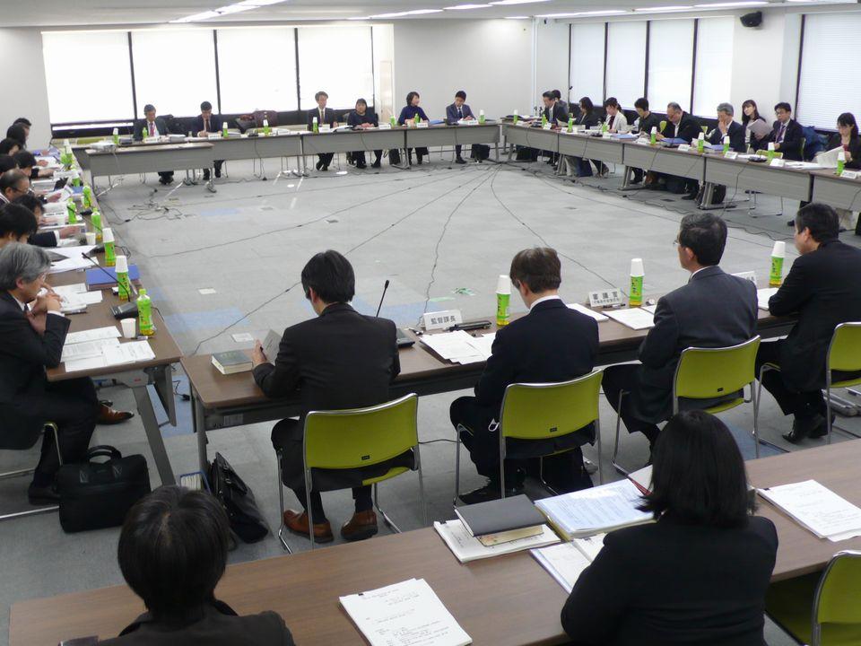 1月15日に開催された、「第6回 医師の働き方改革に関する検討会」