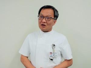 尾石仁志副看護部長