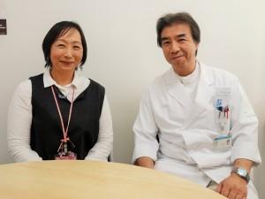 医師とピアサポーターの連携で、さらなる医療と経営の質向上を目指している