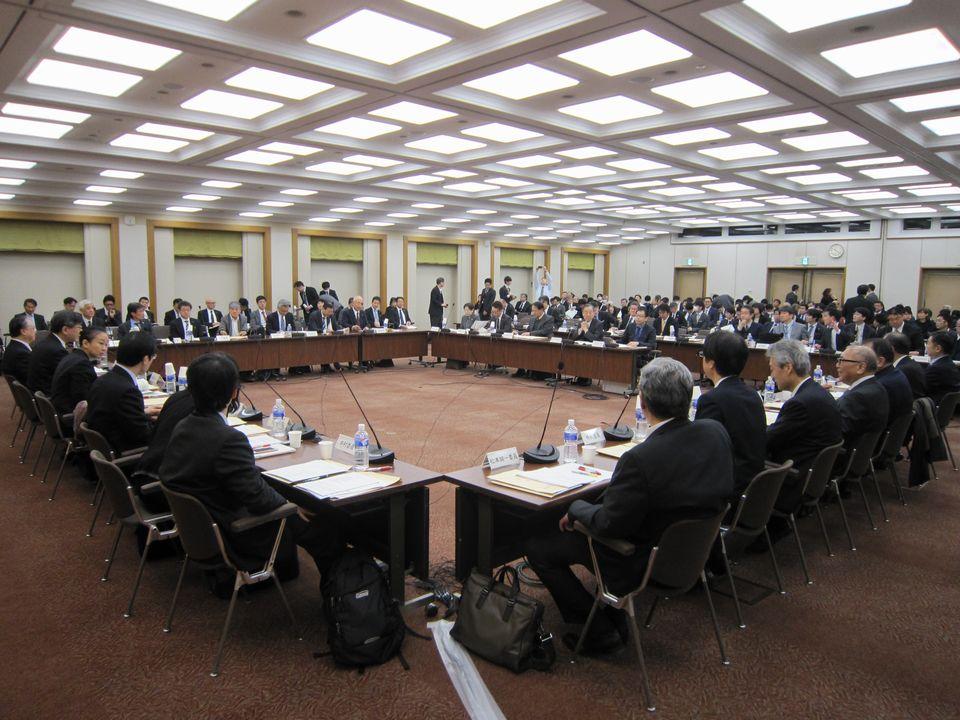 1月17日に開催された、「第384回 中央社会保険医療協議会 総会」