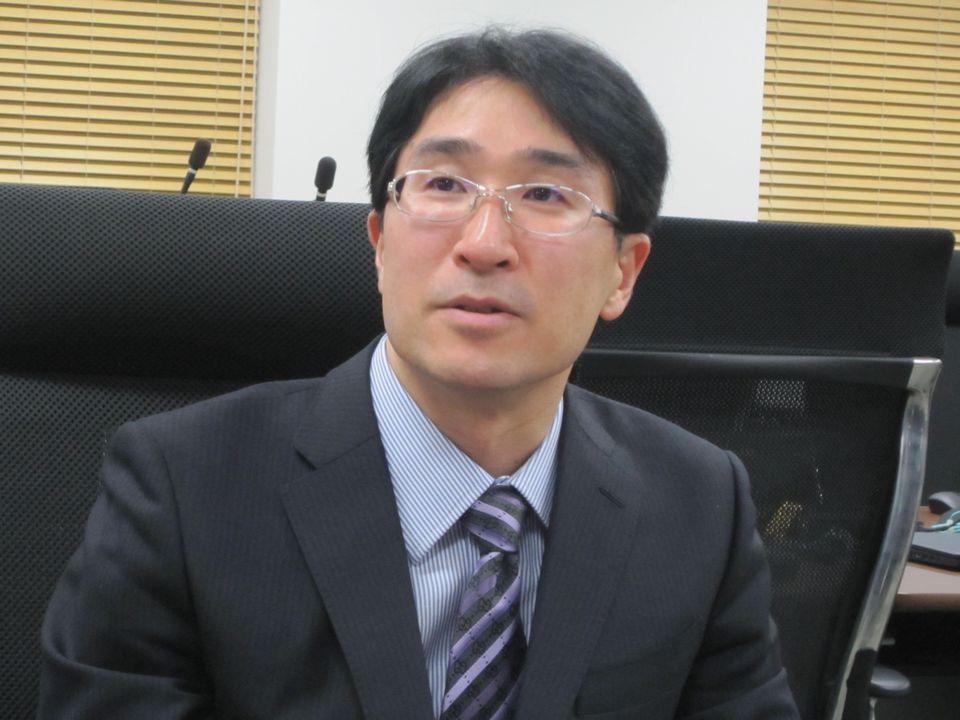 1月18日にロボット支援手術に関する緊急勉強会を開催した、直腸癌に対するロボット支援手術の第一人者である東京医科歯科大学が医学院の絹笠祐介教授(消化管外科学分野)