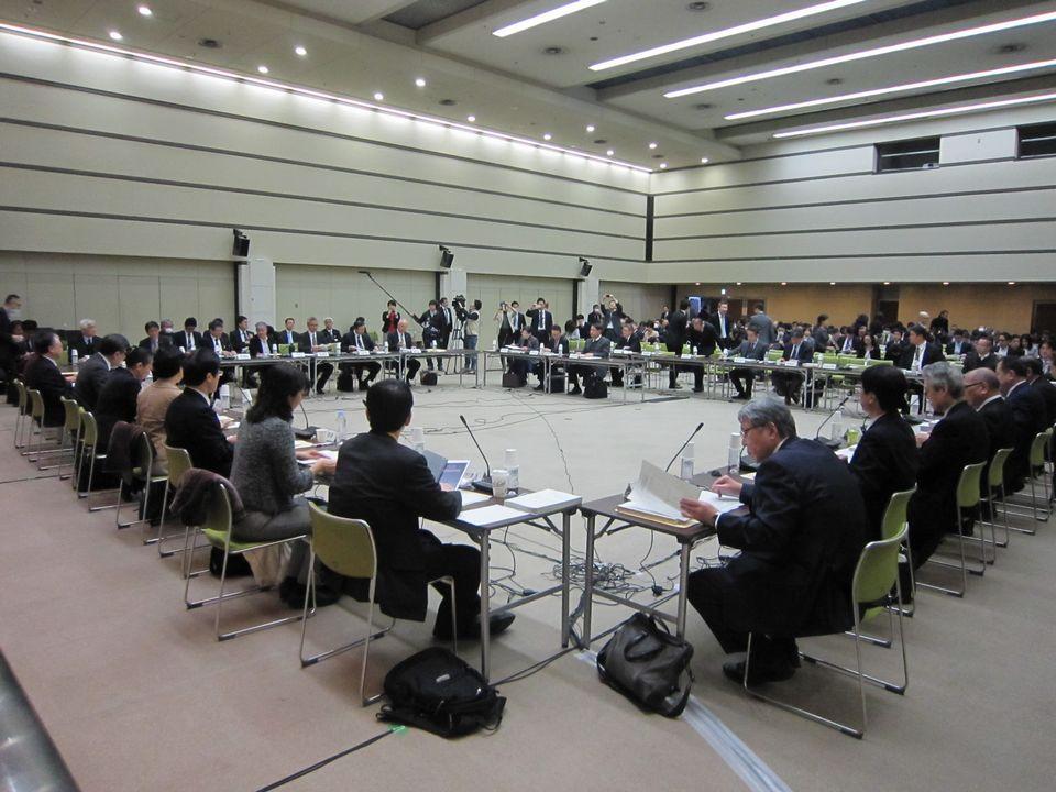 1月24日に開催された、「第386回 中央社会保険医療協議会 総会」